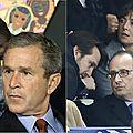 Monsieur Hollande, vous êtes tombé dans le piège ! Comme Bush, vous rendez le monde moins sûr !