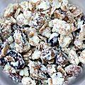 Le granola maison enrobé de chocolat ou comment récupérer un ratage culinaire ...