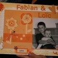 Fabian et Loïc...