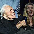 L'acteur américain Kirk <b>Douglas</b> est mort ce mercredi 5 février 2020 à l'âge de 103 ans