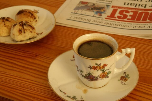 le cafe de ma soeur