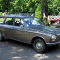 Peugeot 204 break (Retrorencard) 01