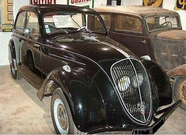 1937 - PEUGEOT - 202