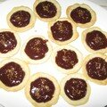 Tartelettes choco-cannelle