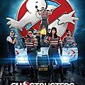 ESPRIT, TU N'ES PLUS LA (Ghostbusters - 2016)