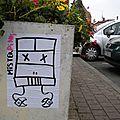mister pink - street art