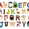 Réciter l'alphabet