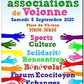 L'<b>Association</b> Volonne Initiatives présente au <b>Forum</b> des <b>Associations</b> ..... Mais .....