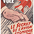 On a volé le secret de l'avion <b>atomique</b>