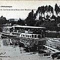 Bords de Seine entre Meudon et Sèvres