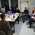 Réunion comité de soutien à François Hollande primaire PS