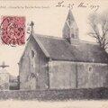 Fégréac Chapelle la Touche Saint-Joseph