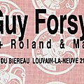 1995-11-21 Guy Forsyth-Roland+Marc Lelangue