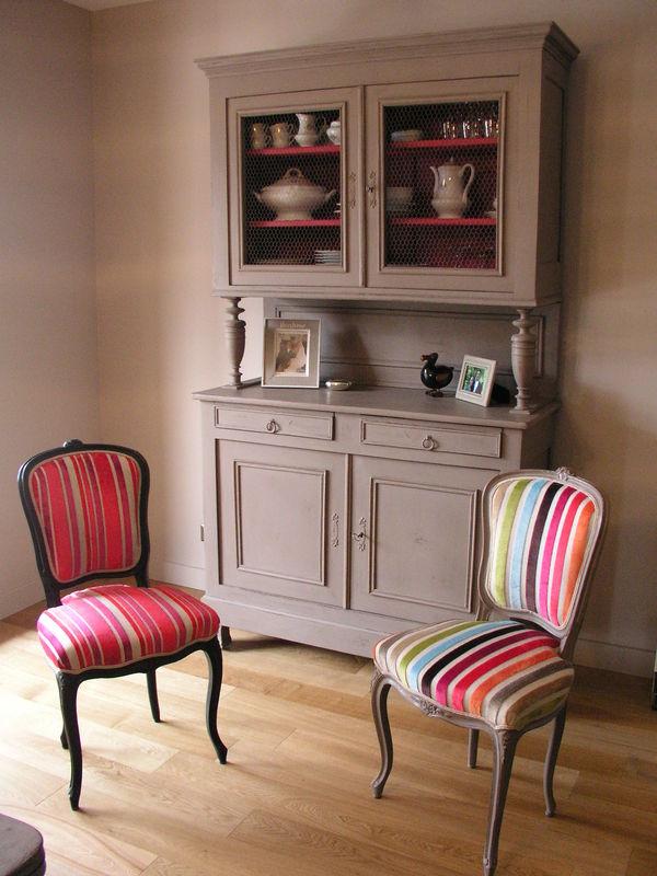salle manger patines et cie relooking de meubles. Black Bedroom Furniture Sets. Home Design Ideas