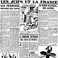 1903 - DE FAUSSES NOUVELLES VONT AIDER A TUER DES MILLIONS D'ETRES HUMAINS