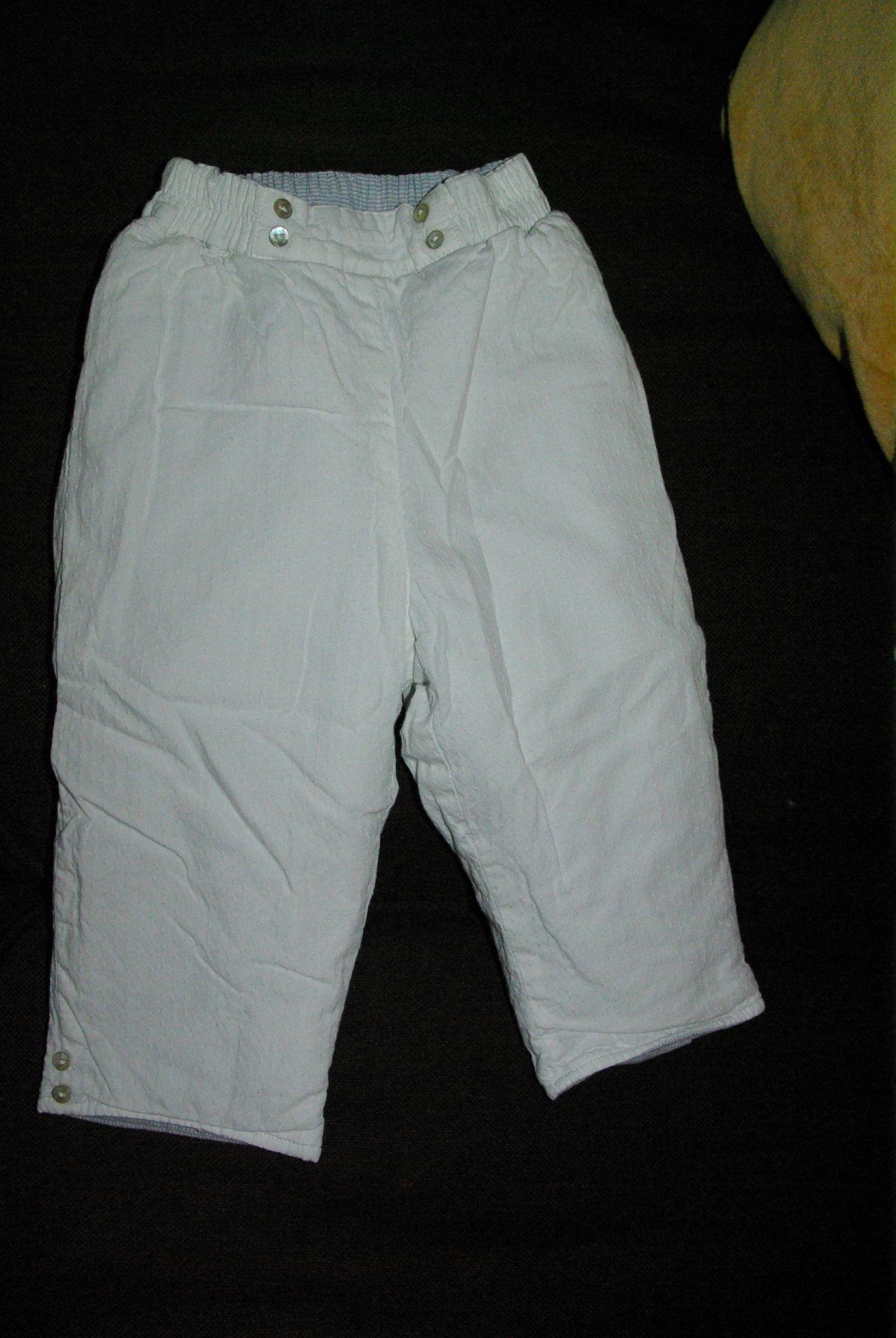 Pantalon réversible Cyrillus 6 mois 5 E