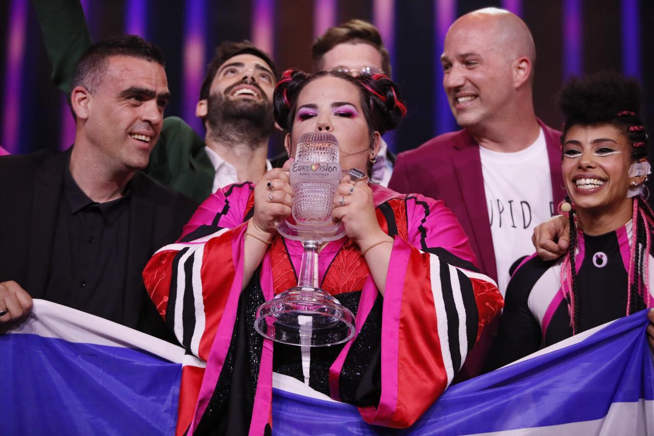 LISBONNE 2018 : Netta pour Israël remporte l'Eurovision !