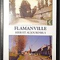 Flamanville, hier et <b>aujourd</b>'<b>hui</b>