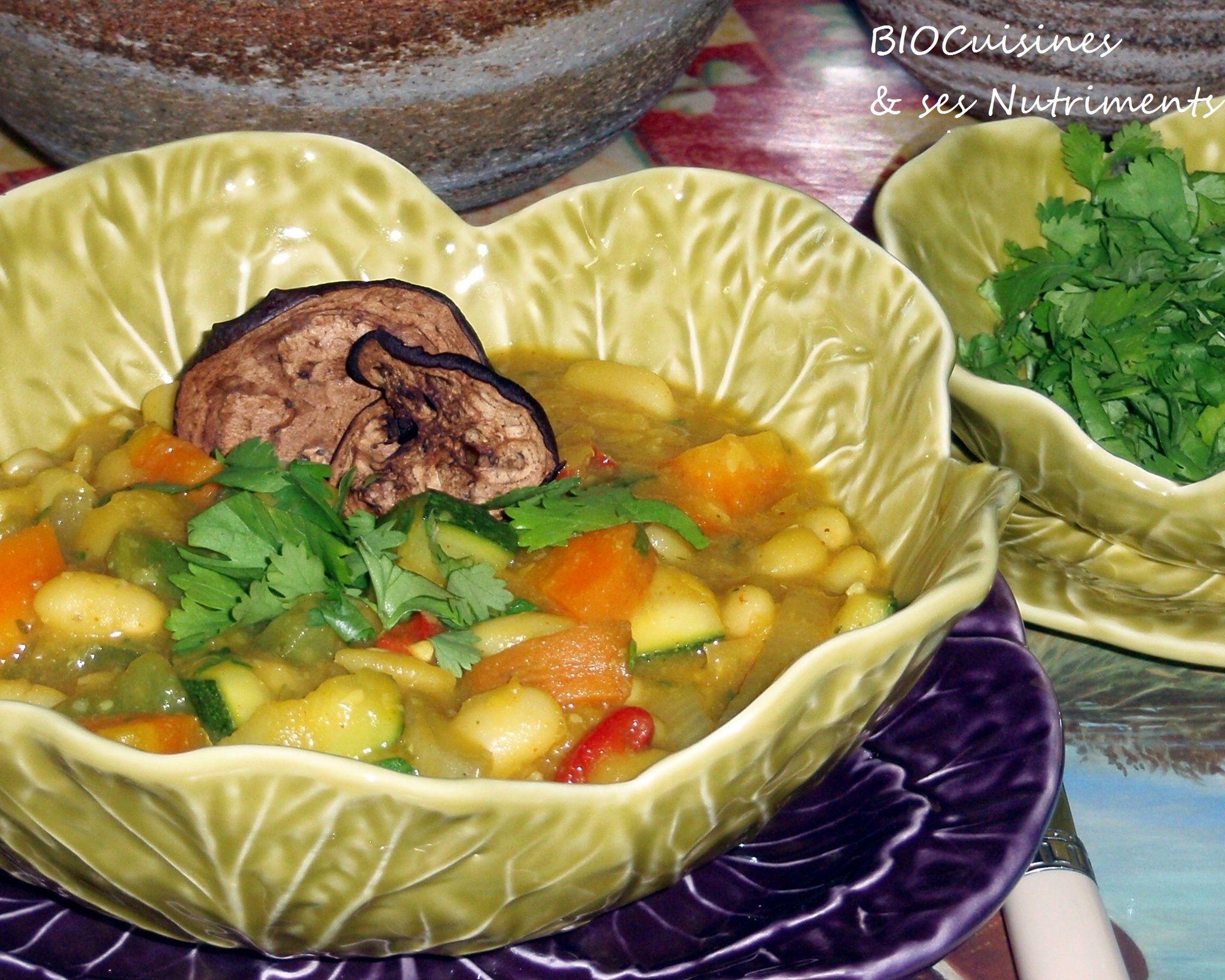legumes harictos curry