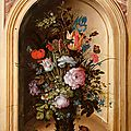 Mauritshuis acquires rare floral still-life by the 17th-century painter Roelant Savery