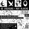 Zaza à paris expose sa nouvelle collection du 03 au 12 octobre 2014 à la boutique éphémère du bon coin à paris 18ème !