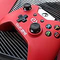 Aux couleurs d'exertis ! projet xbox one, wii u et accessoires gaming.