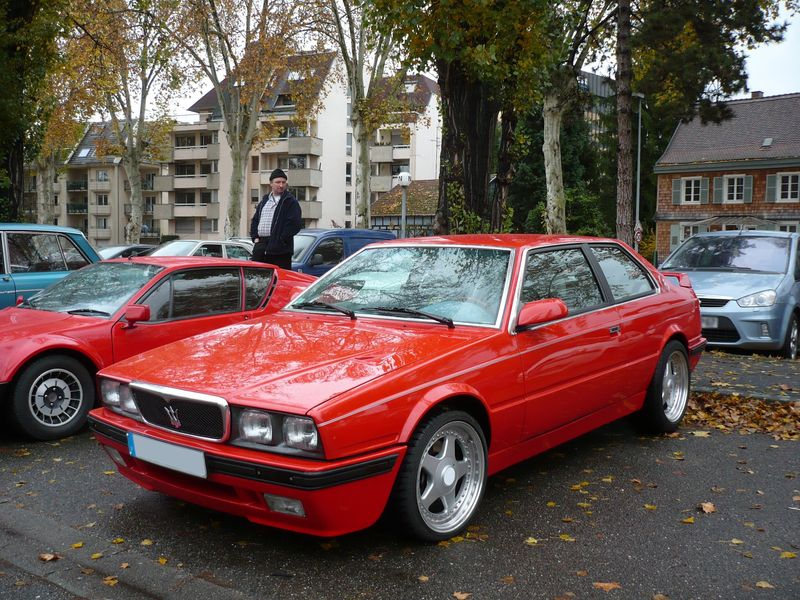 1990 Maserati 222 SE related infomation,specifications ...