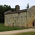 La chapelle prieurale de tresséroux...