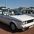 VOLKSWAGEN Golf GLi cabriolet Hambach (1)