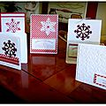 Des cartes de fêtes à foison !