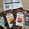 Quoi de meilleur que du chocolat noir?