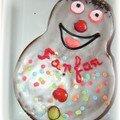 Gâteau clown