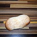Biscuits à la cuillère,sans gluten