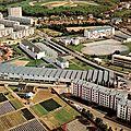 Nantes, le lycée de la Chauvinière