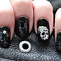 Nailstorming: rock'n'roll, baby!!!