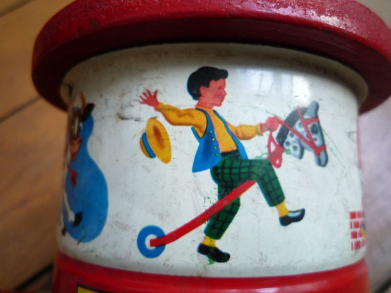 Fisher Price- Musical Chime- 1950-1952 (5)