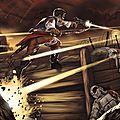 Metal adventures, le fer et le sang