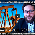 Quand le pétrole disparaîtra