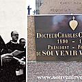 Hommage au docteur coubard pour les 85 ans du souvenir vendéen