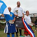 L'europe des highlands et de l'athlétisme