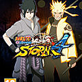 Test de Naruto Shippuden Ultimate <b>Ninja</b> Storm 4 - Jeu Video Giga France