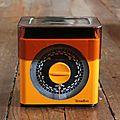 1 balance terraillon orange clémentine