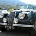 1953 - JAGUAR - XK 120 roadster