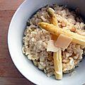 White risotto