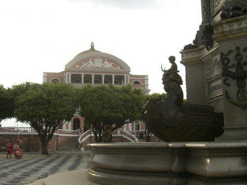 Manaus, Teatro Amazonia