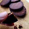 °biscuits au cacao cru & <b>noisette</b>°