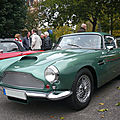 <b>ASTON</b> <b>MARTIN</b> DB4 Superleggera coupé