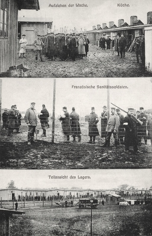 camp de prisonniers de Merseburg (1)