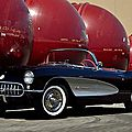 <b>1957</b> Chevrolet Corvette Convertible