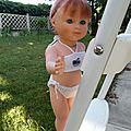 Un maillot de bain pour Lucy aussi